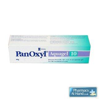 Panoxyl Aquagel 10 40g