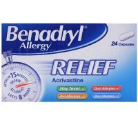 will benadryl affect my sex permanently