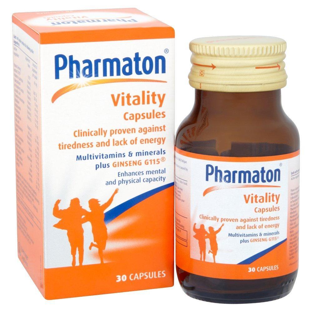 pharmaton 30 capsules