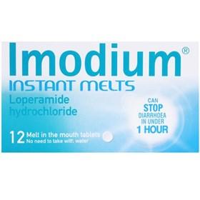 imodium instant melts instructions