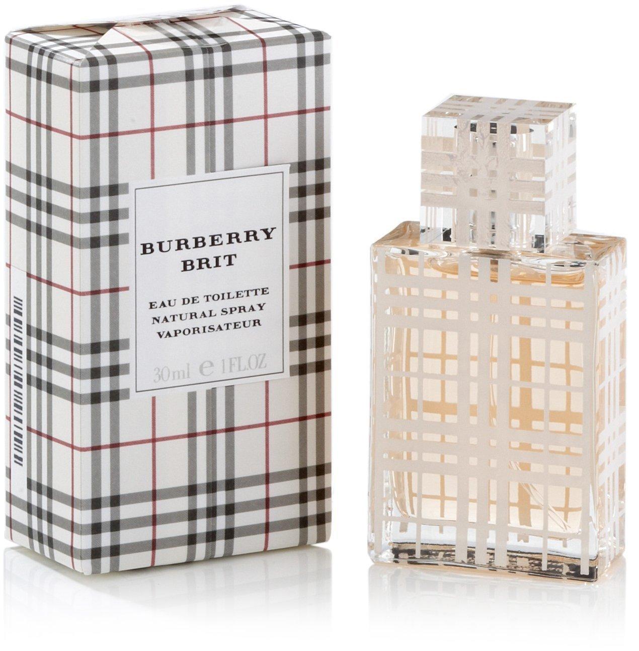burberry brit eau de parfum spray p75z  Burberry Brit Eau De Toilette 30ml