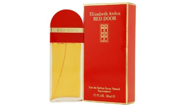 elizabeth arden red door perfume 50ml